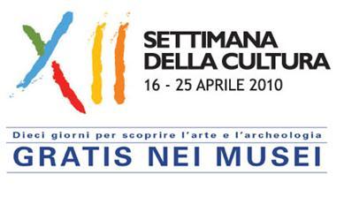 la Settimana della Cultura - 2010
