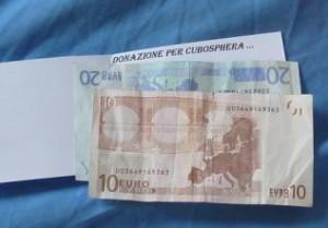 30€ cash