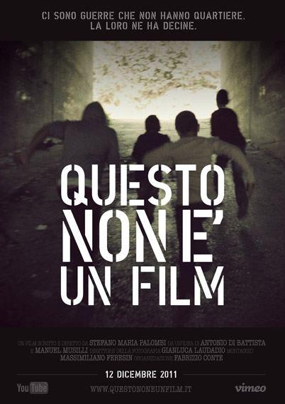 QUESTO NON E' UN FILM