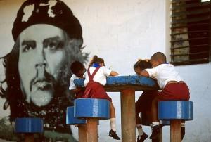 cuba school kids